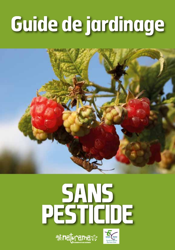 Guide du jardinage sans pesticide